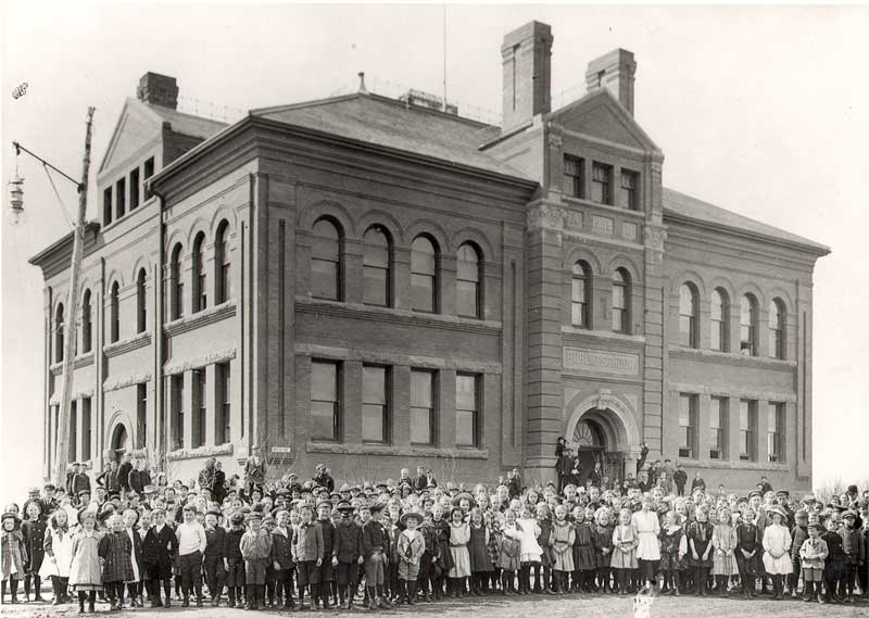 Edmonton Public Schools Archive and Museum